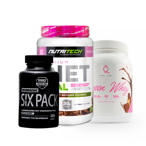 Womens Weight Loss Stack Fitness Empire